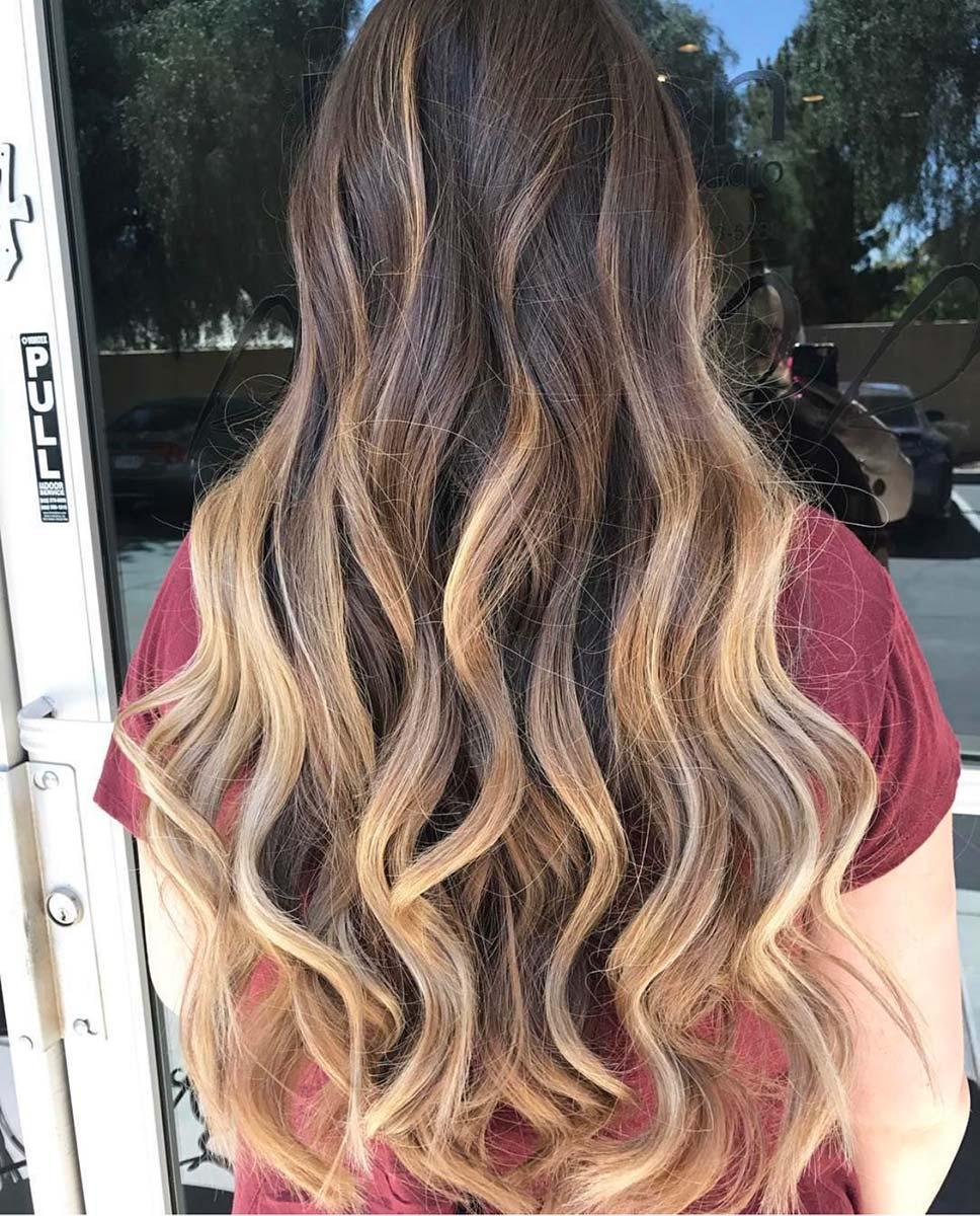 by Amanda Nelson at Design Ramon Hair Studio