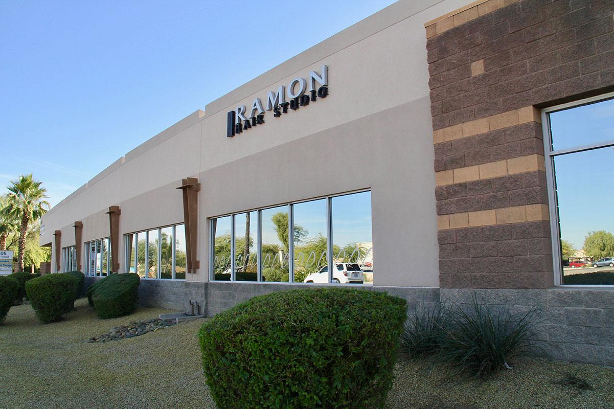 Surroundings at Design Ramon Hair Studio in Ahwatukee | 480 763 5588