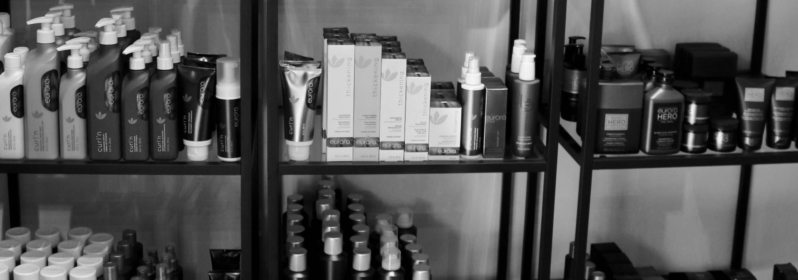 Products at Design Ramon Hair Studio in Ahwatukee   480 763 5588