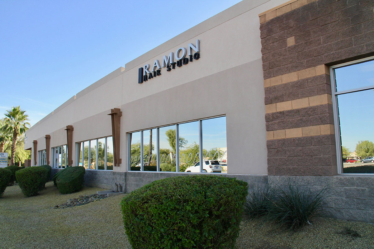 Surroundings at Design Ramon Hair Studio in Ahwatukee | 480 763 5588