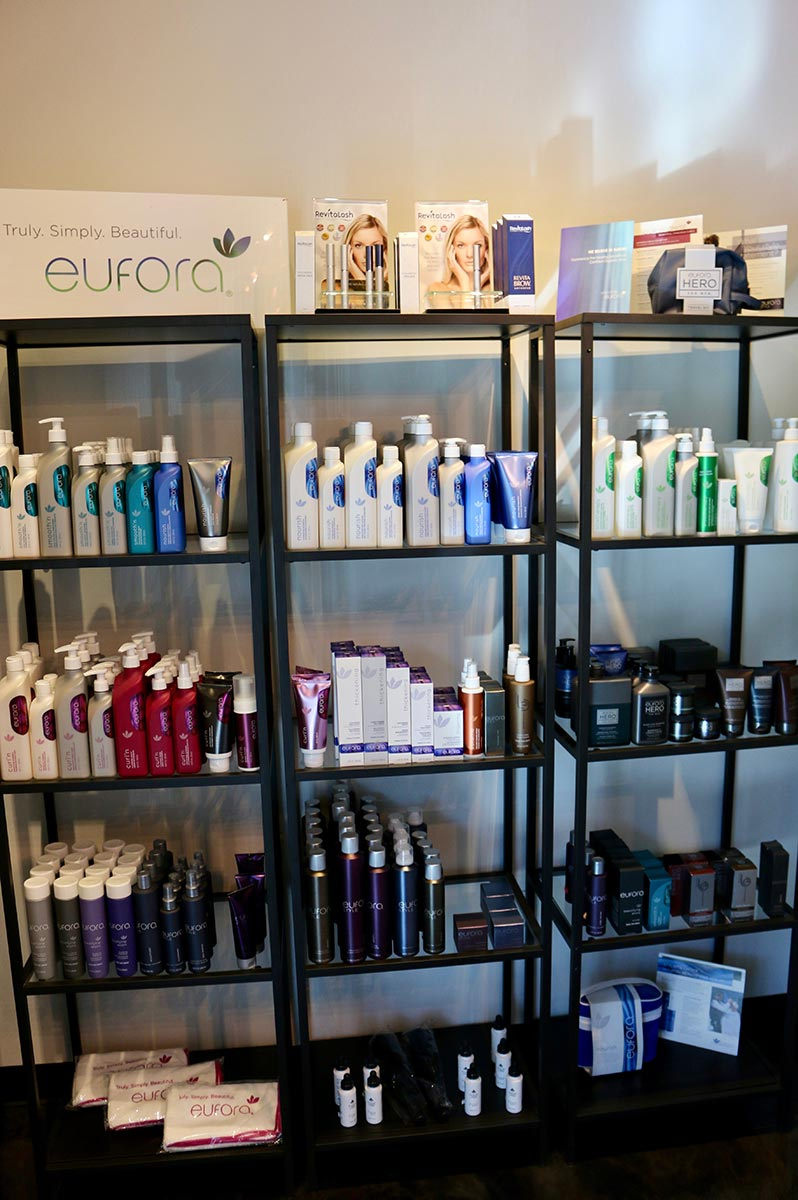 Products at Design Ramon Hair Studio in Ahwatukee | 480 763 5588
